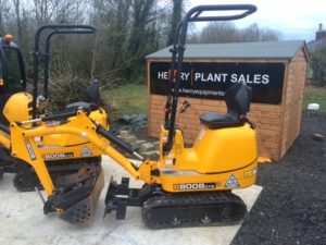 EX-DEMO 2016 JCB 8008CTS Mini Excavator **SOLD**