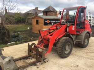 2006 Atlas 60 Wheelloader **SOLD**