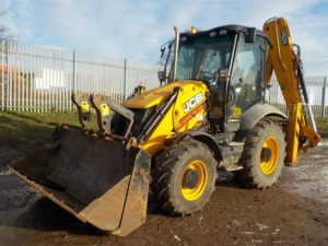 2011 JCB 3CX P21 Eco Turbo Loader Backhoe