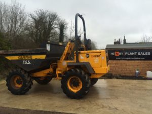 **SOLD**2007 Barford SX6000 6 Ton Dumper