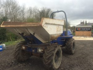 **SOLD**2008 Benford 6005 Swivel Dumper