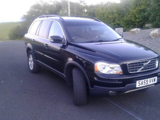 Volvo XC90 D5 AWD **SOLD**