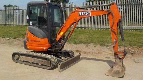 **SOLD**2013 Kubota U25-3 Mini Digger