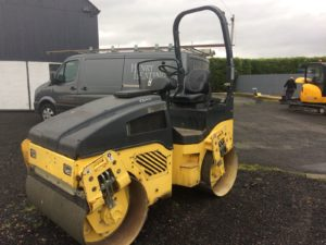 2007 Bomag BW120-AD-4 Roller