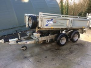Ifor Williams 10×5 Tipper Trailer