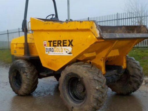 2007 Terex 9 Ton Dumper