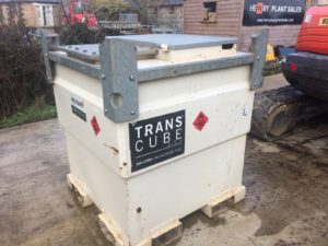 950 Ltr Western Fuel Cube **SOLD**