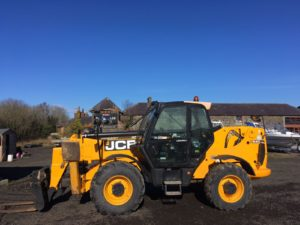 **SOLD** 2014 JCB 540/170 Telescopic Handler