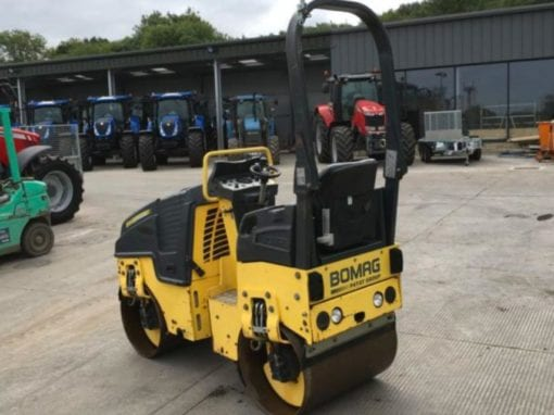 2011 Bomag BW80 AD5 Roller