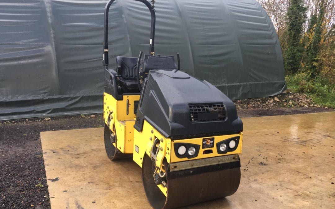 **SOLD** 2013 Bomag BW80 AD 5