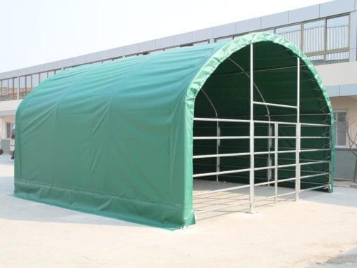 New 6×6 Meter Livestock Shelters