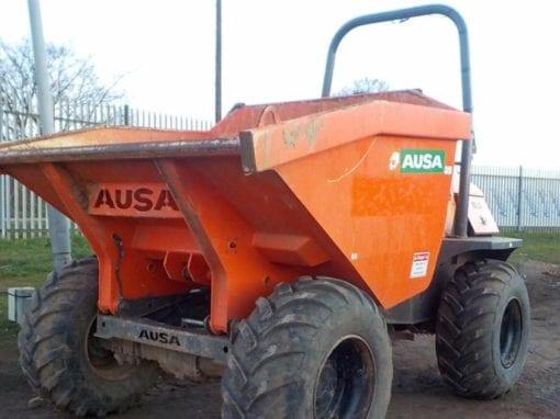 2014 Ausa D1000 P 10 Ton Dumper