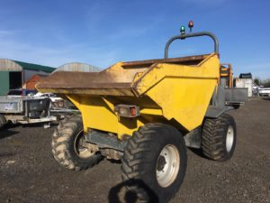 2014 Wacker Neuson 9001 with only 1600 Hrs