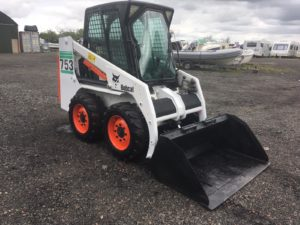 2003 Bobcat 753 Skidsteer Loader – SOLD!!!