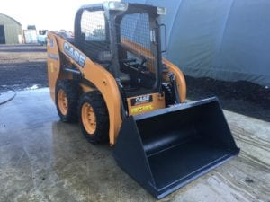 UNUSED Case SR150 Skidsteer Loader