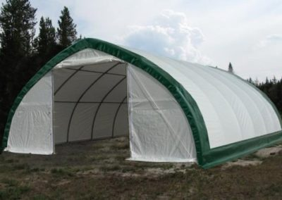 20×30 Dome Shelter New