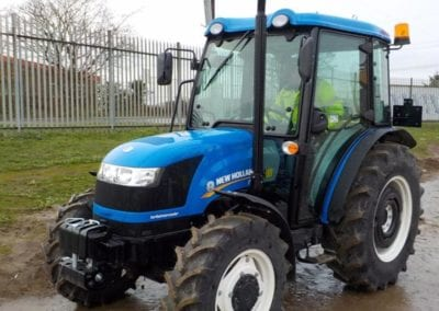 **Sold** Unused New Holland TT50