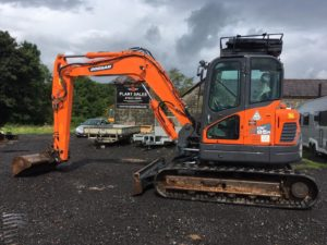 2016 Doosan DX85 R-3 – SOLD!!