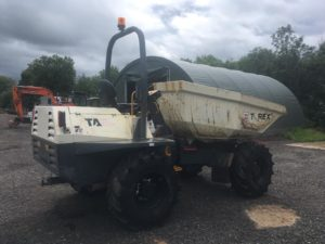 2011 Terex TA6S Swivel Dumper – SOLD!!