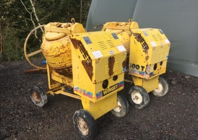 2015 5/7 Winget Cement Mixer – Sold!!!