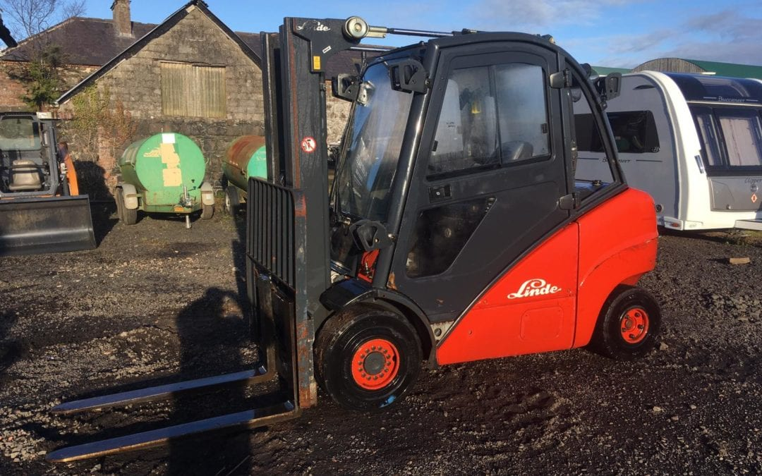 2004 Lovely Forklift in great original condition – SOLD!!