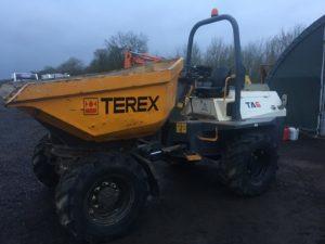 2012 Terex TA6 S Swivel Dumper