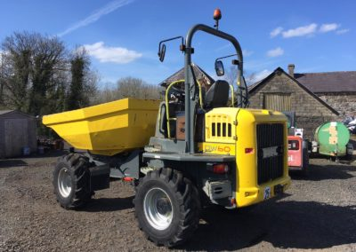 2015 Wacker Neuson DW60 , Immaculate only 1400 hrs