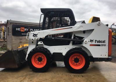2015 Bobcat S510 Skidsteer loader , One Company Owner From New – Sold!!!