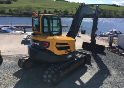 2015 Volvo ECR88 D , One Company Owner From New SOLD!!