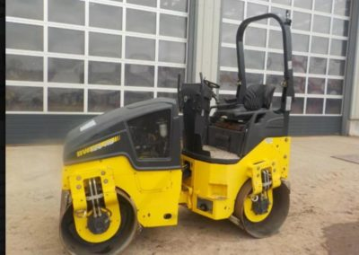 2013 Bomag BW120-AD-5 Roller – SOLD