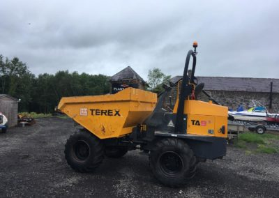 2015 Terex TA9, One Company Owner From New, 1400 hrs Nice tidy unit