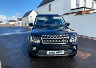 2016 Landrover Discovery 4 SDV6 Commercial spec . 44000 miles – SOLD!!