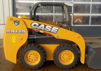 Unused Case SR130 Skidsteer Loader – Sold!!