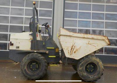 2014 Terex TA9 Site Dumper  2200 hrs  Nice clean original machine – Sold!!