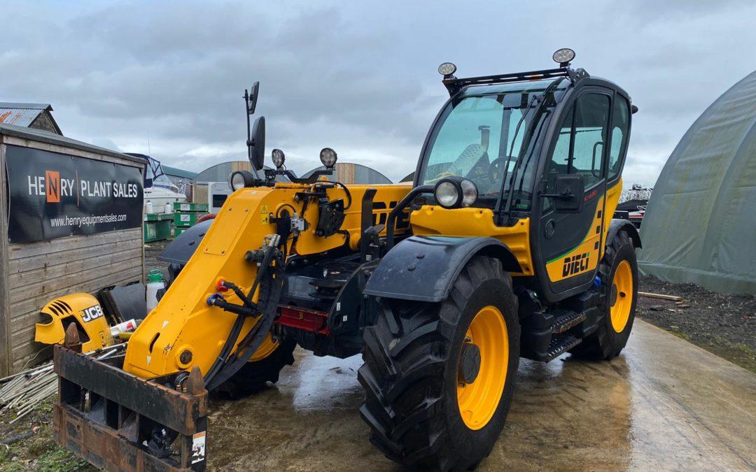 2019  Dieci 40.7 AGRI Turbo Powershift Telehandler