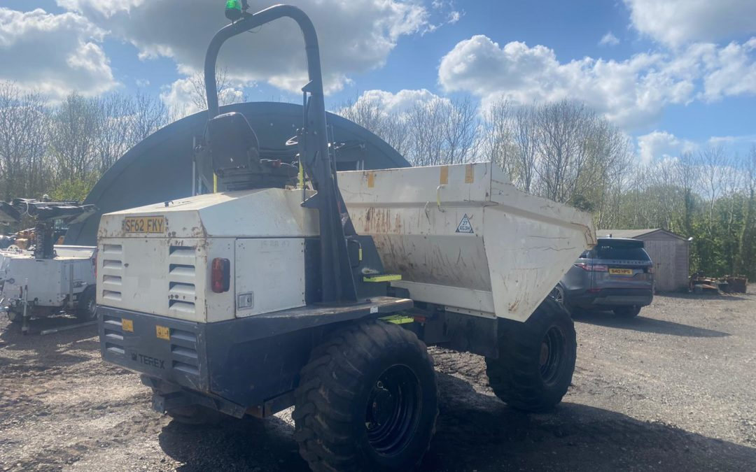 2013 Terex TA9 , 9 Ton Dumper .Nice tidy Dumper  One Company Owner From New – Sold!!!