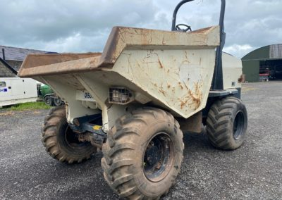 2015 Terex TA9 , One Company Owner From New, Good tyres , New Centre bearing, Fully serviced