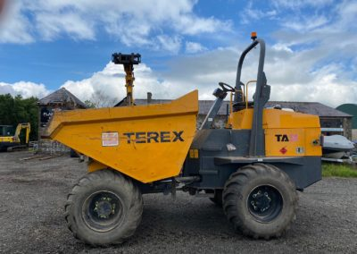 2014 , Terex TA9, Lovely straight big dumper