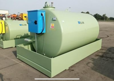 Unused 2021 Emiliana Serbatoi TF9/50 8995 Litre Static Fuel Bowser