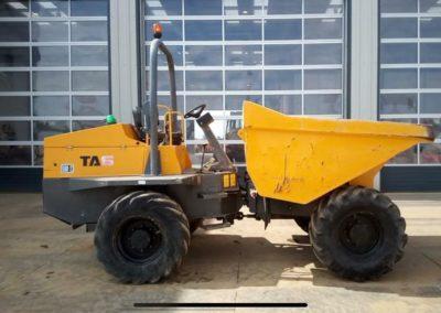 2014 Terex TA6 Dumper